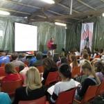 Teaching at FM camp