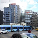 Streetwork in Oslo - April 2016